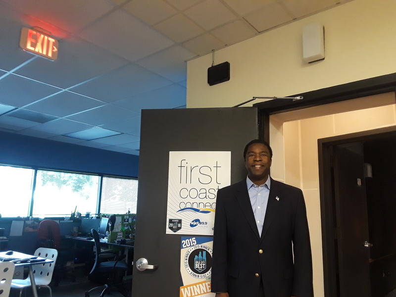 Former Jacksonville mayor and congressional candidate Alvin Brown appeared Tuesday on First Coast Connect.