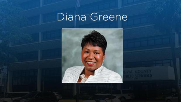 Duval Superintendent Diana Greene.