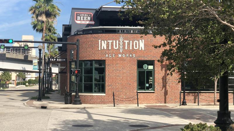 Intuition Ale Works will be the site of Tuesday evening's St. Johns Riverkeeper meeting.