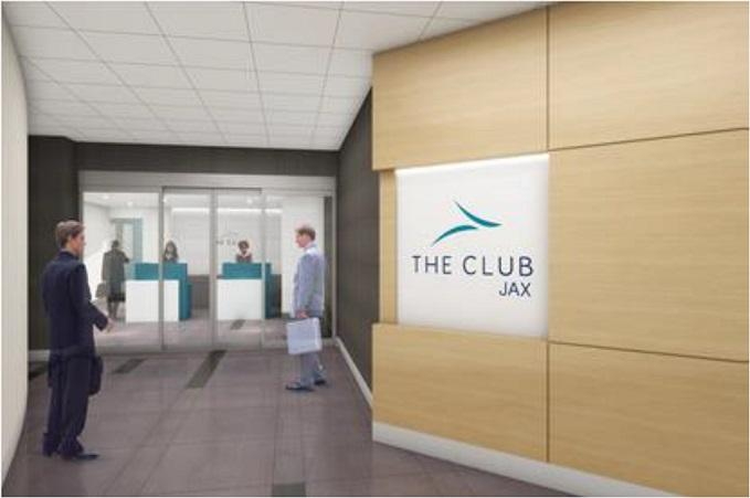 Renderings from the Jacksonville Aviation Authority