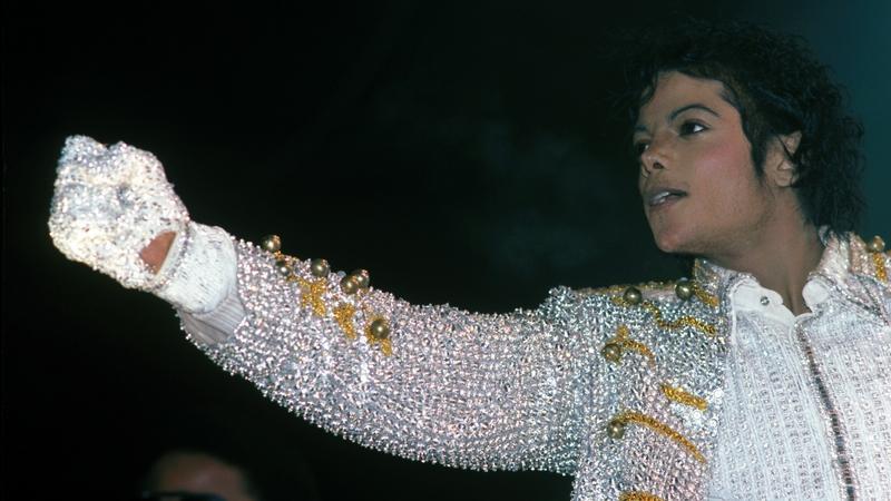 Michael Jackson 1984 Victory Tour