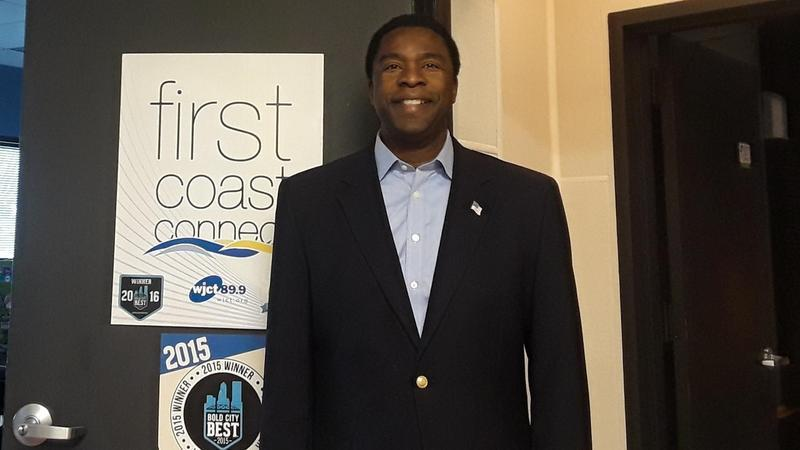 Former Jacksonville mayor and 5th District candidate for Congress Alvin Brown on First Coast Connect.