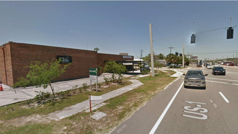 The Jacksonville Transportation Authority is preparing to develop a bus loop transfer station at 5800 Philips Highway. It will demolish the former nightclub there.