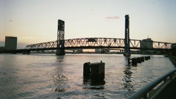 Jacksonville's Main Street Bridge over the St. Johns River.