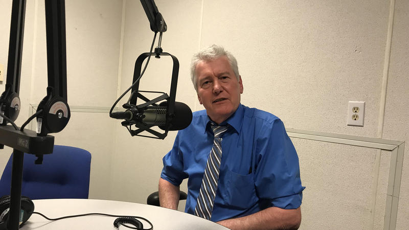 Reform Party candidate for Governor Darcy Richardson appeared Thursday on WJCT's First Coast Connect.