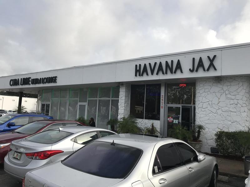 Havana-Jax Cafe.