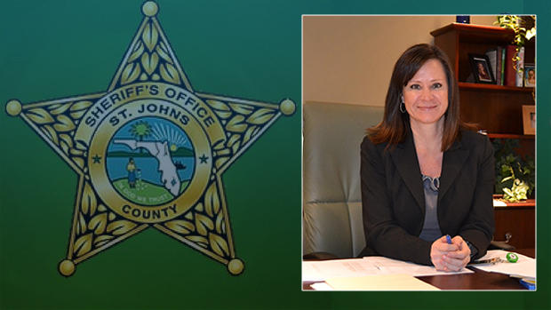 St. Johns Sheriff's Office Finance Director Charged with ...