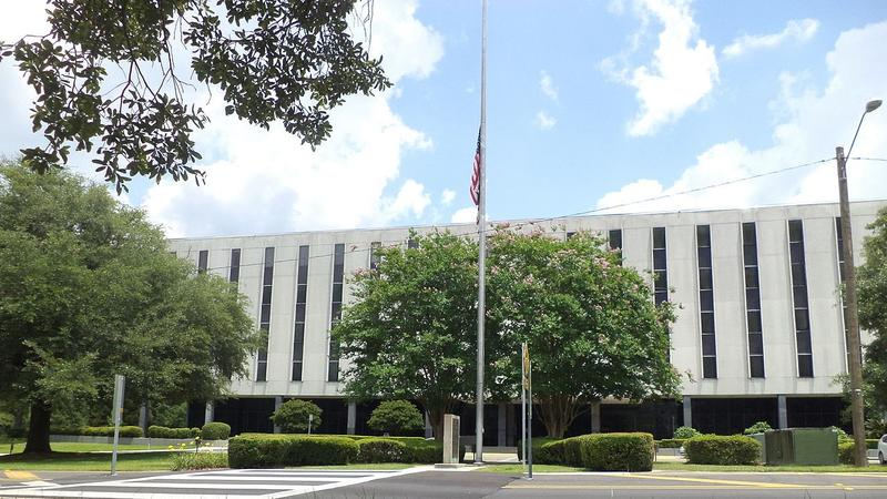 The Florid Department of Transportation headquarters in Tallahassee is pictured.