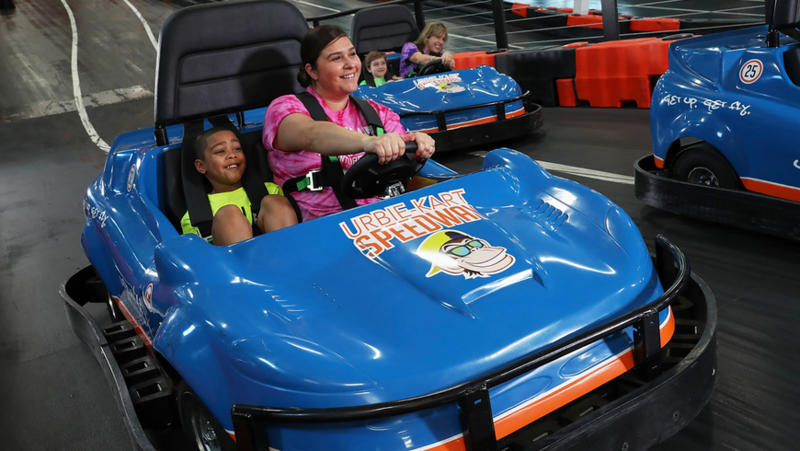 Go-karts are one of the attractions at the Air Adventure Park in Southlake, TX. The Jacksonville location will be similar, according to the Jacksonville Daily Record.