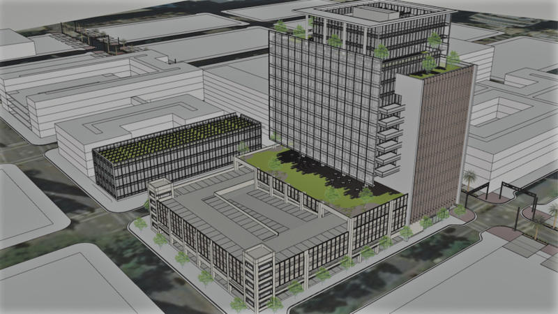 "Energy Innovation Properties LLC, which is affiliated with Jacksonville developer Steve Atkins, submitted a proposal for what it calls ""block 2"" in the urban core."