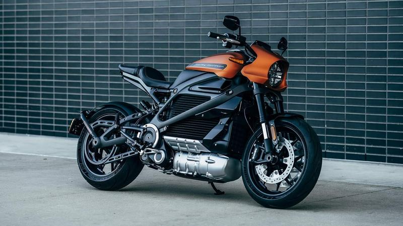 Harley-Davidson's Livewire will be the company's first electric motorcycle.
