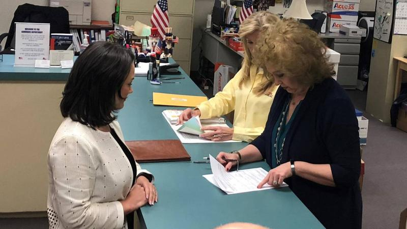 Jacksonville City Councilwoman Anna Lopez Brosche filed her paperwork Friday morning at the Duval County Supervisor of Elections to run for mayor.