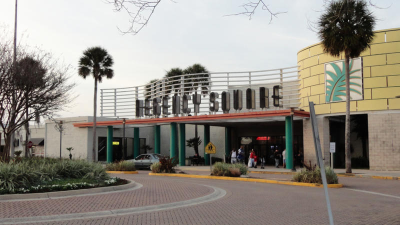 Most of Regency Square Mall is scheduled for auction on March 21.