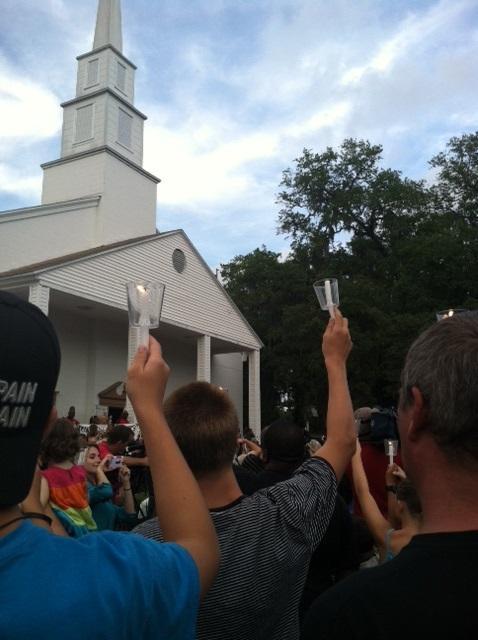 Hundreds Attend Prayer Service For Cherish Perrywinkle