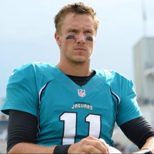 Jaguars Quarterback Blaine Gabbert Traded To 49ers Wjct News