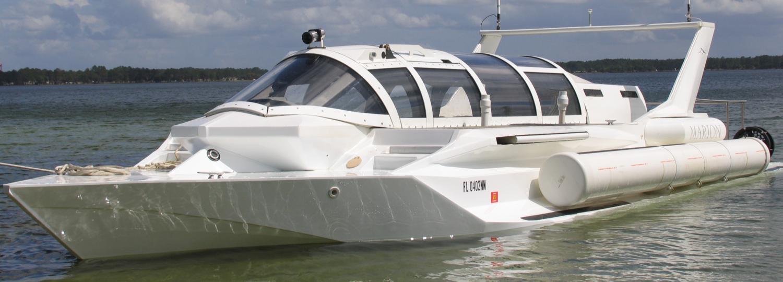 It S A Boat It S A Sub It S Hyper Sub In Jacksonville