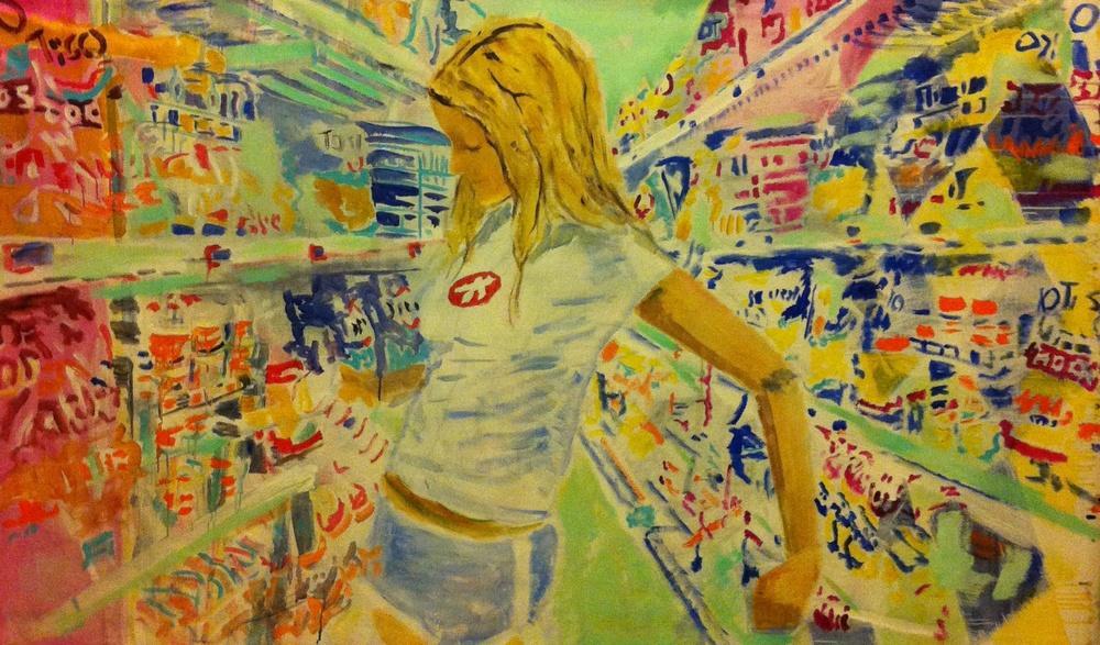 Pop Artist Brendan O\'Connell To Paint At Jax Walmart | WJCT NEWS