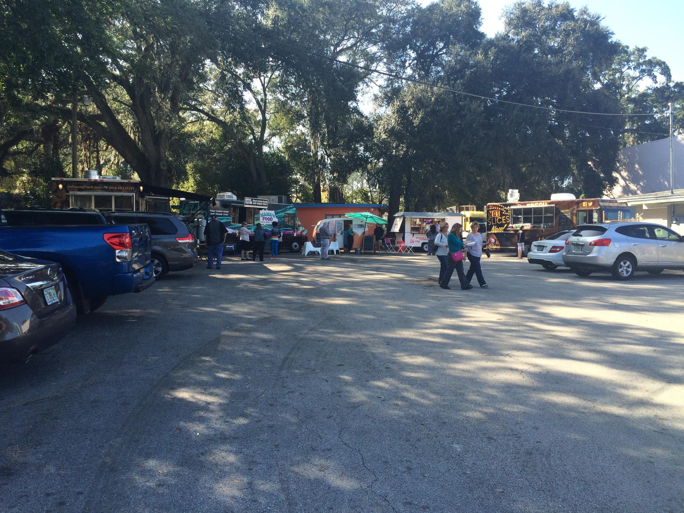 Jax Food Truck Court Facebook