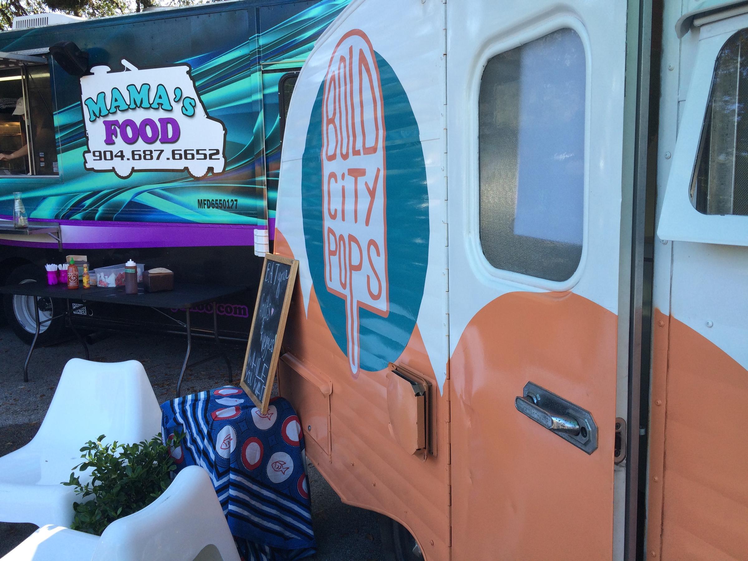 Jax Food Truck Food Court