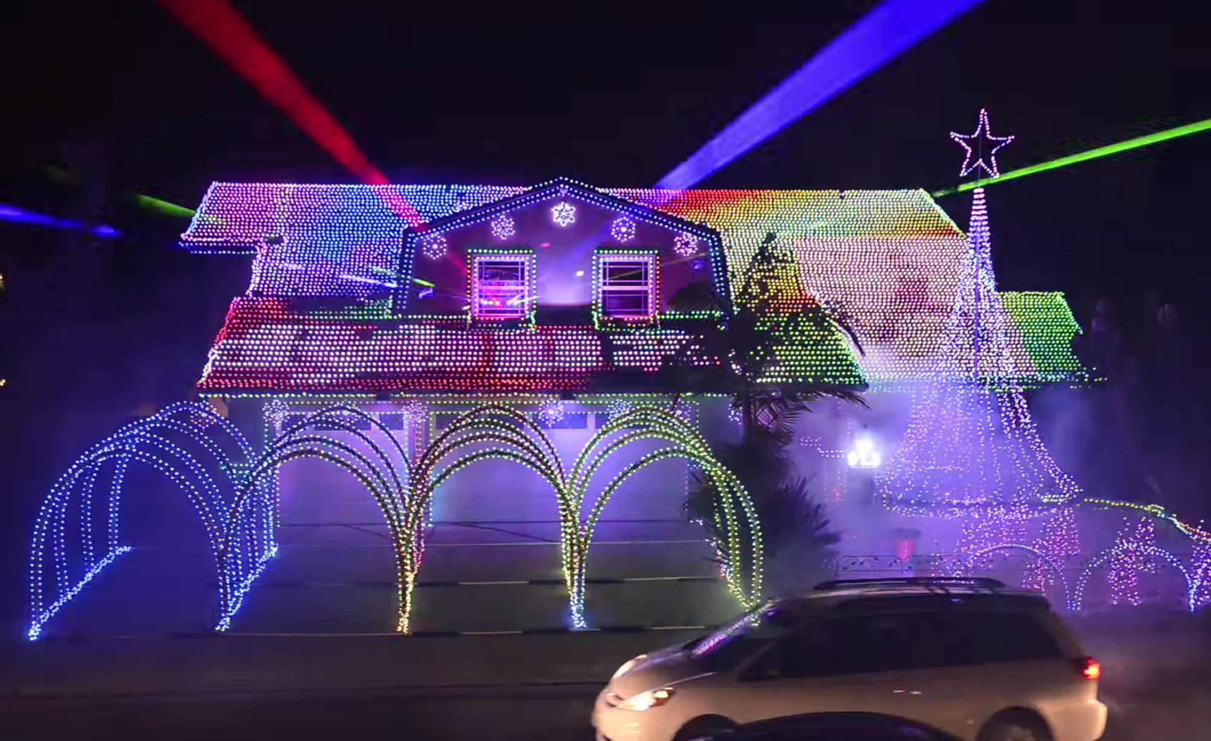 Top Ten Christmas Light Shows Online | WJCT NEWS