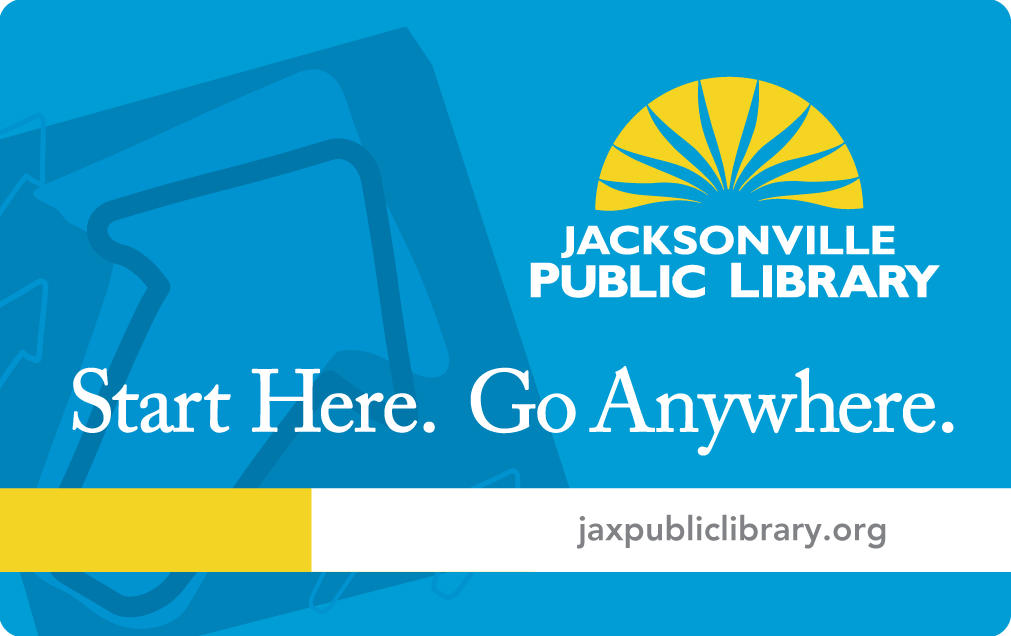 Duval Schools Jacksonville Public Library Putting Library Cards In