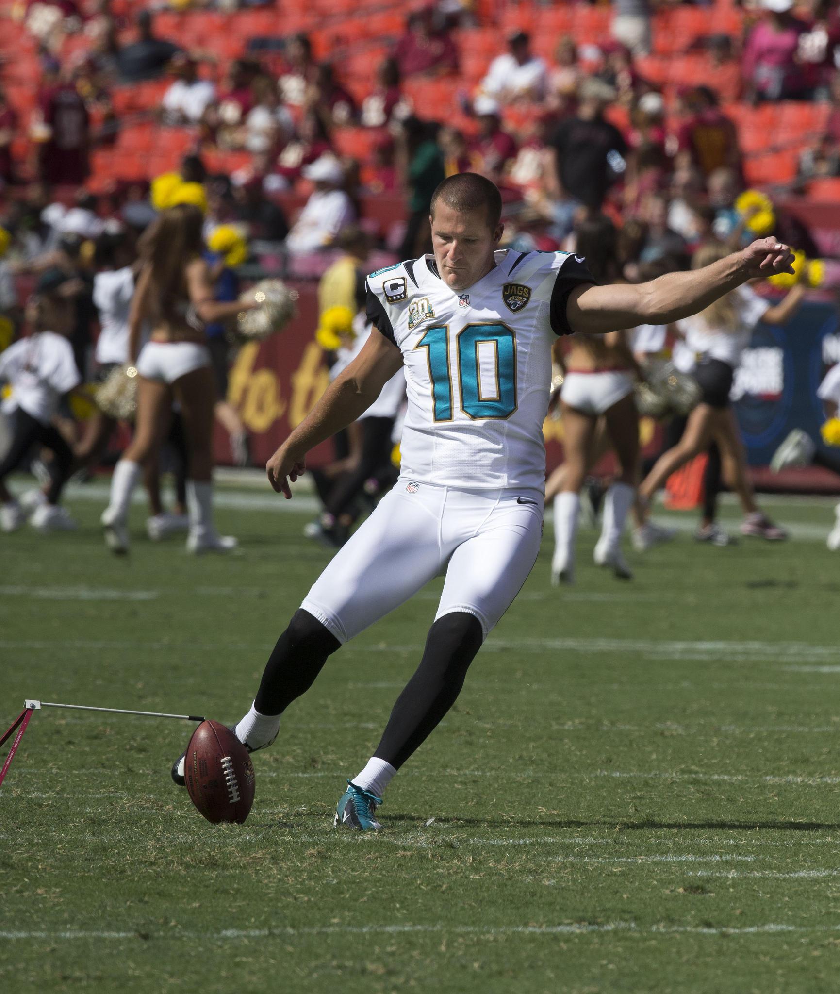 0b92cc447 Jaguars Trade Kicker Josh Scobee To Pittsburgh Steelers  Jacksonville Reacts