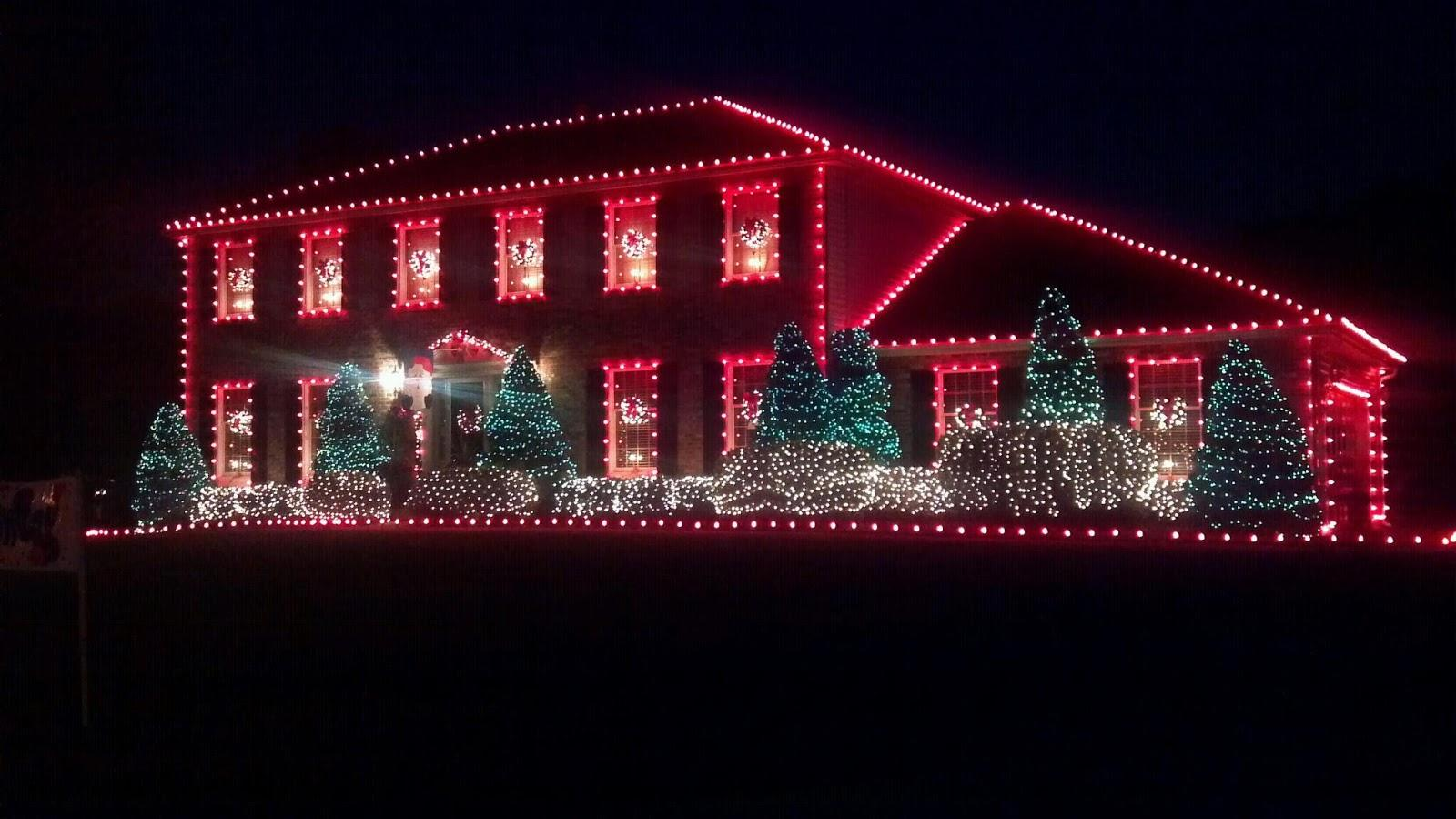 How much will that light display cost this year wjct news for How to light a house