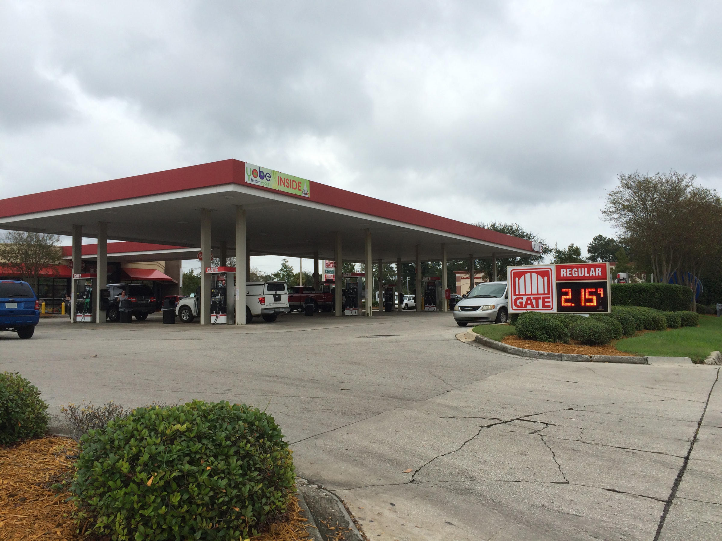 Florida, Georgia Motorists Are Paying More To Fill-Up At The Gas ...