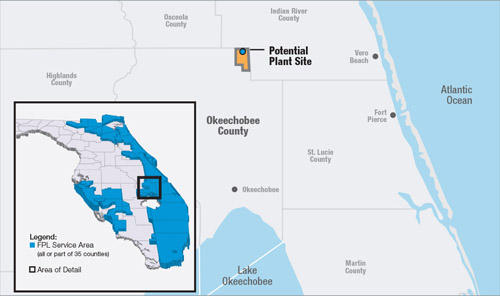Gas Prices In Florida >> FPL Seeks Go-Ahead For New Okeechobee Plant | WJCT NEWS