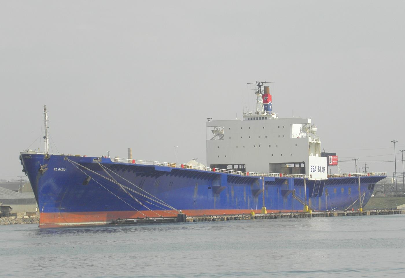 Coast Guard Begins Second Hearing Into El Faro Cargo Ship ...