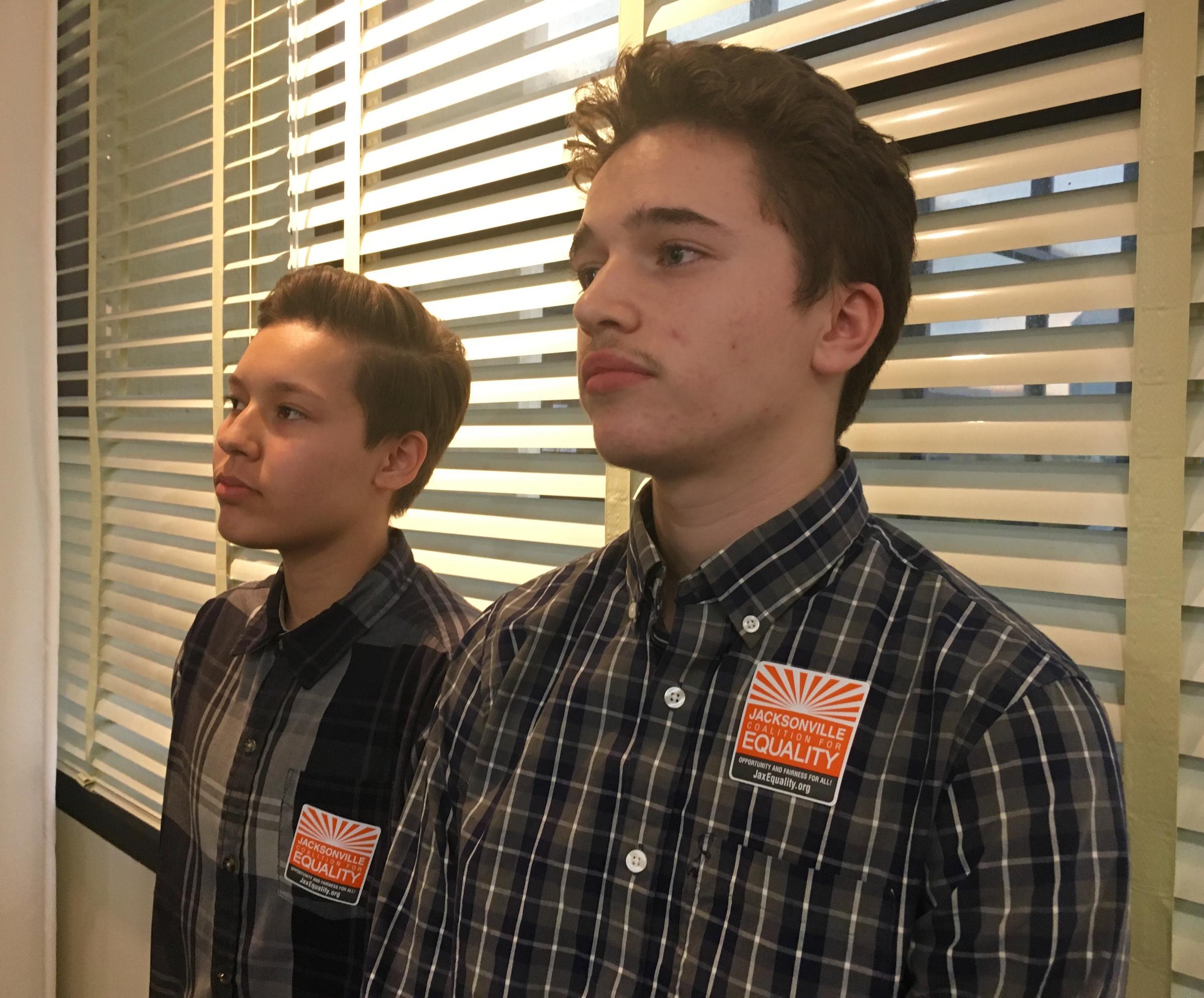 Jacksonville Area School Board Sued for Discriminating Against Transgender Student