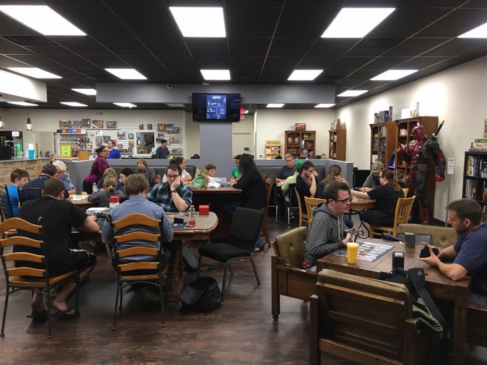 Gaming Cafe Calgary