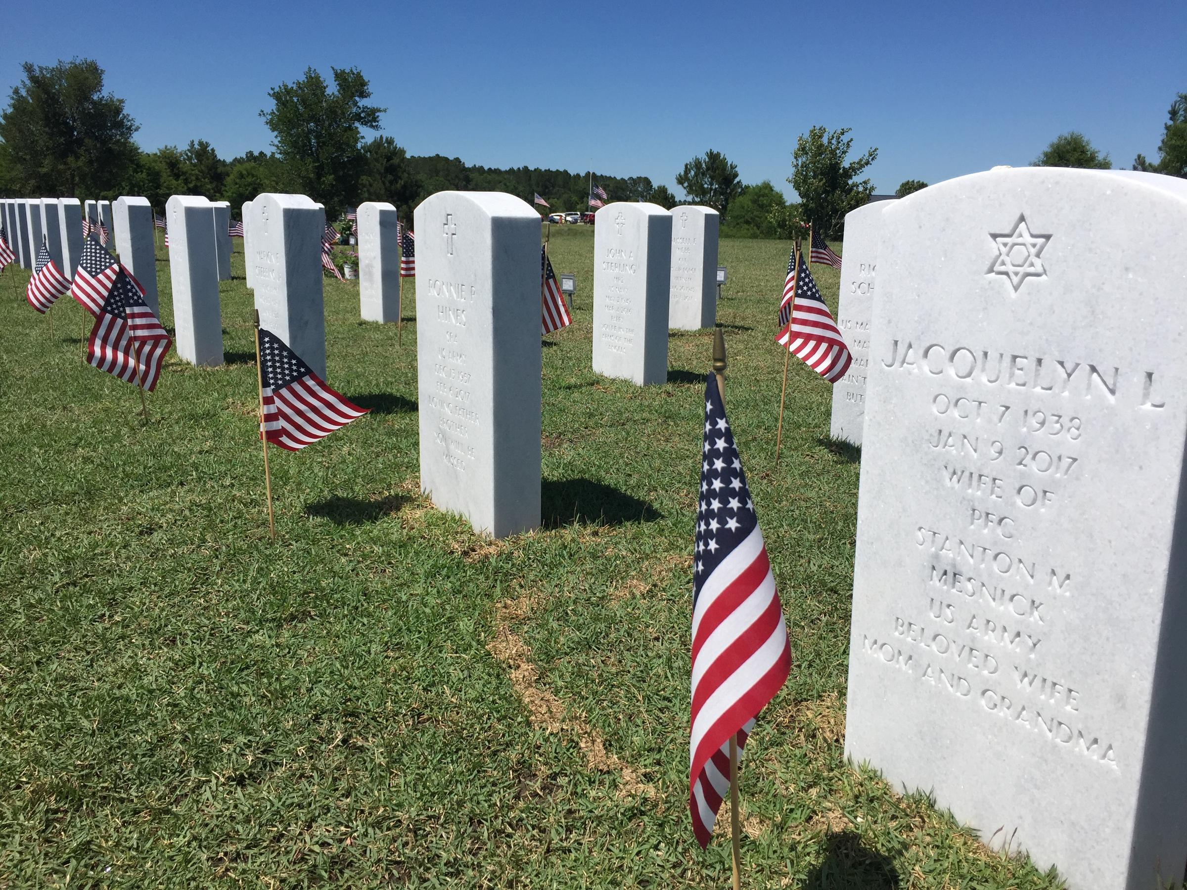 Memorial Day programs at Marietta National Cemetery