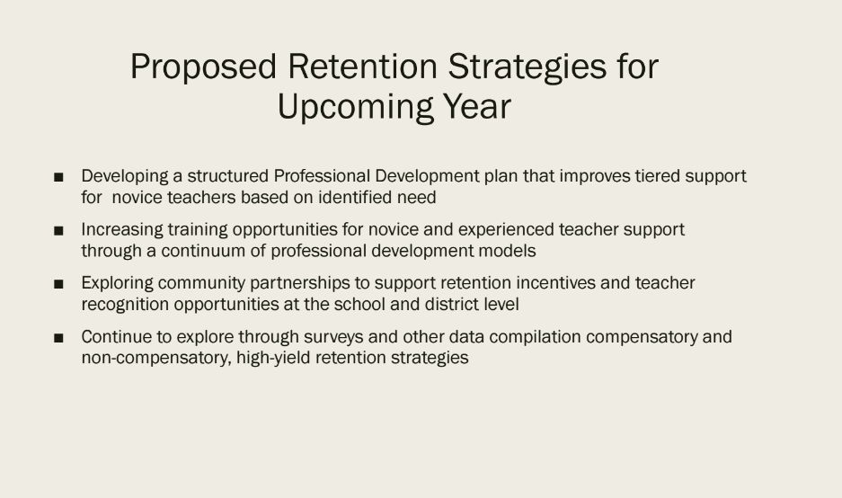 recruitment and retention strategies ppt