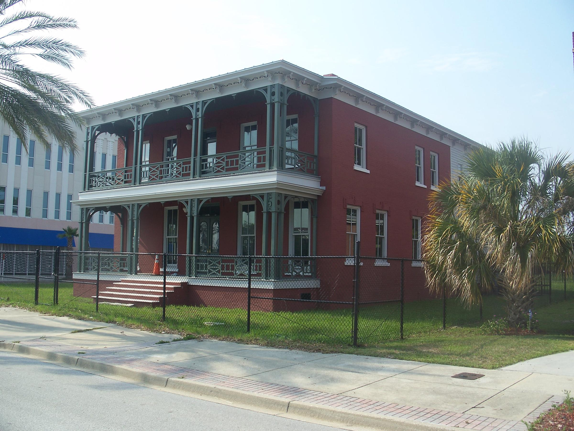 Historic Brewster Hospital Set To Become North Florida