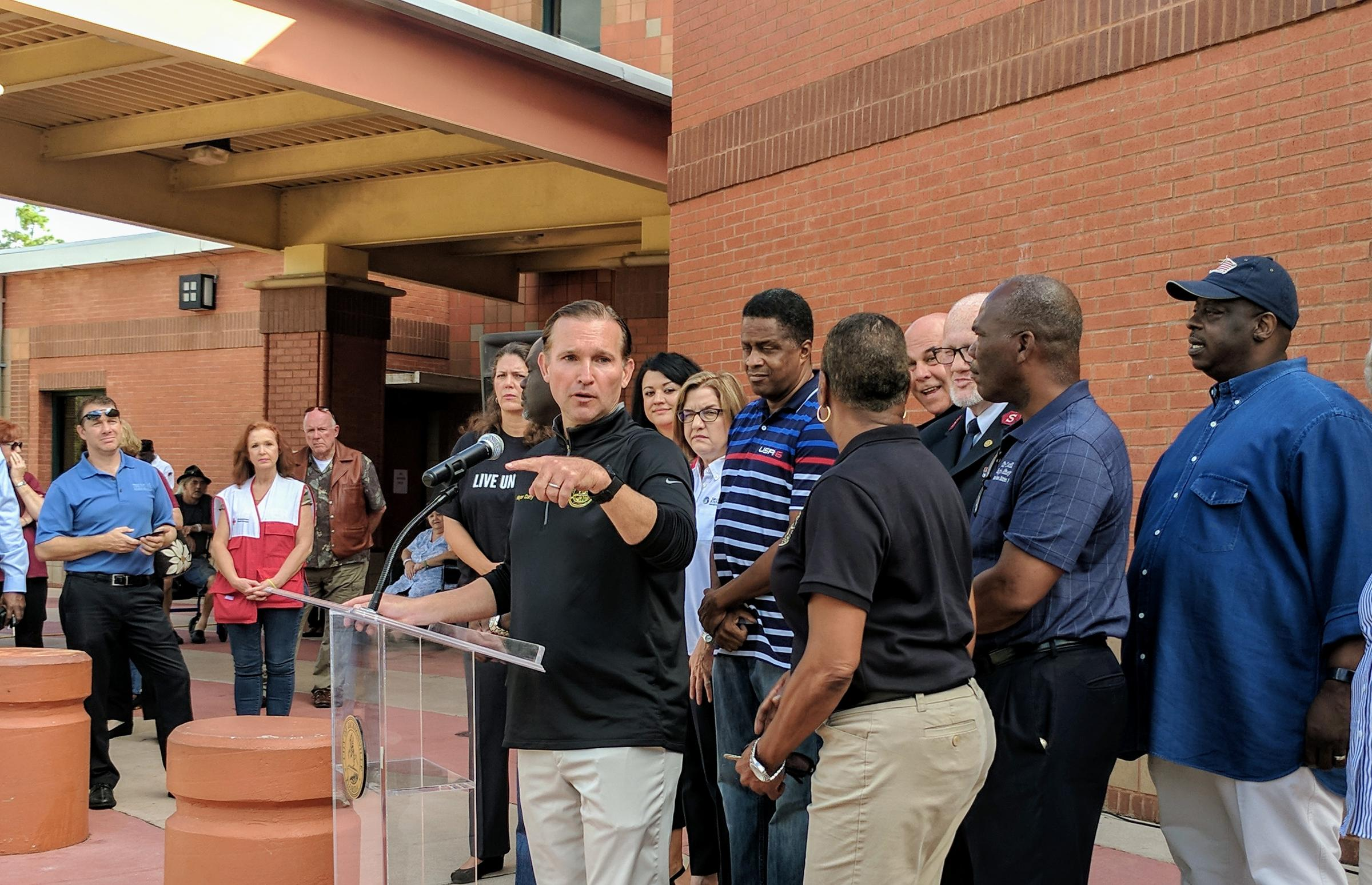 With Parts Of San Marco Still Soaked, Jacksonville Mayor Lenny Curry ...