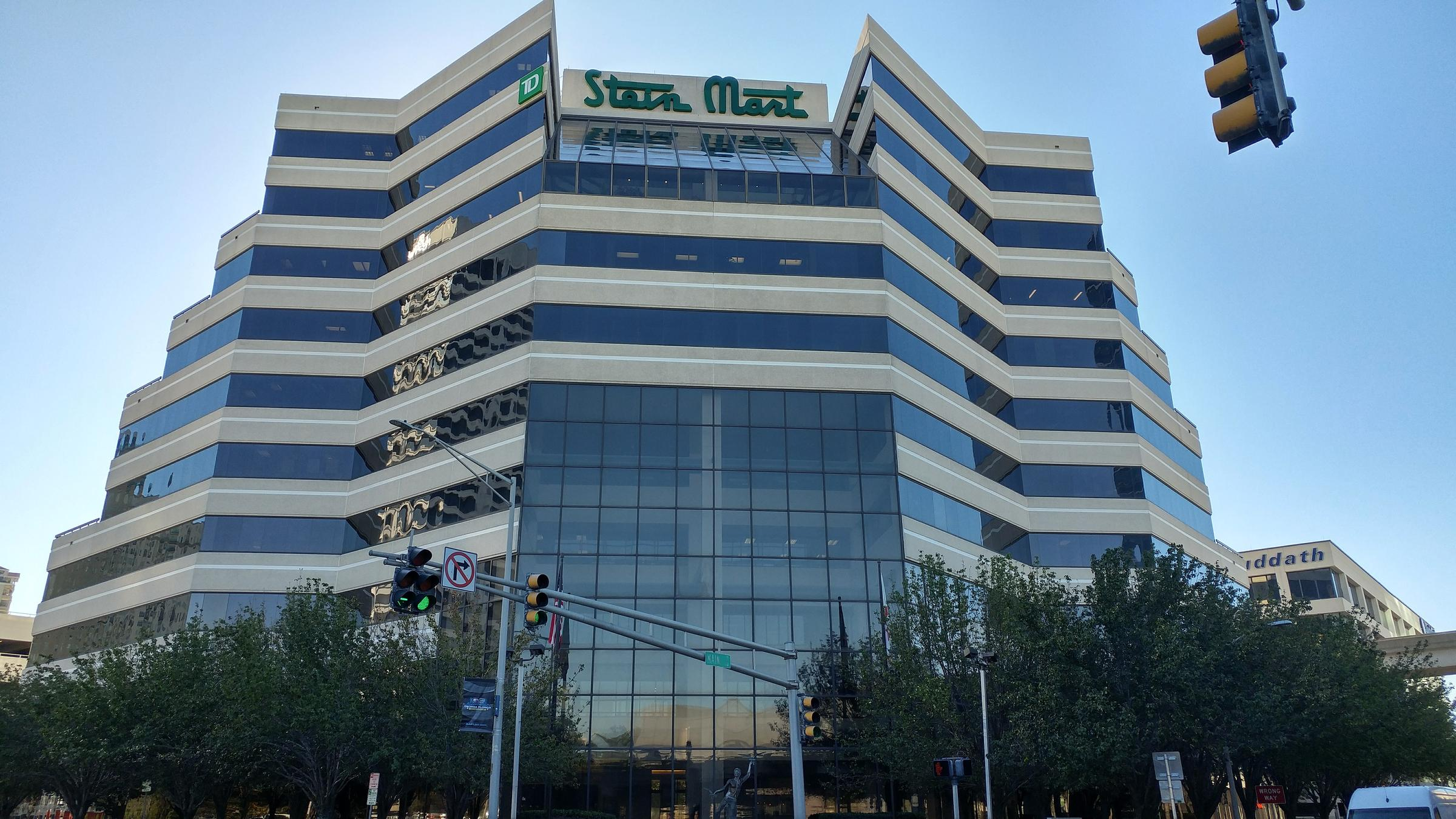 Stein Mart is an American discount men and women's department store chain based in Jacksonville, Florida. The company reported a profit of $ million [1] in .