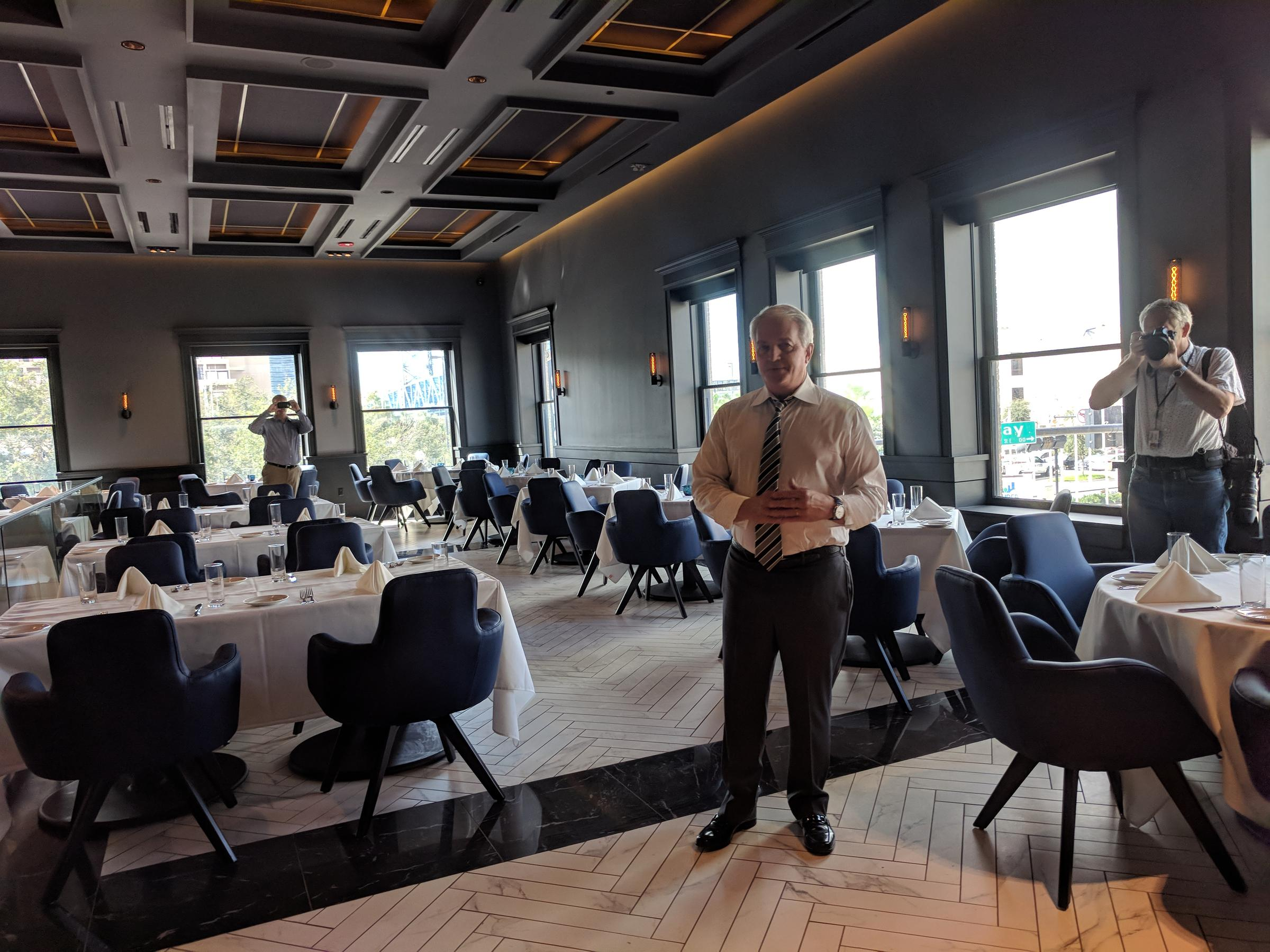 An Early Look At Downtown Jacksonvilles Cowford Chophouse