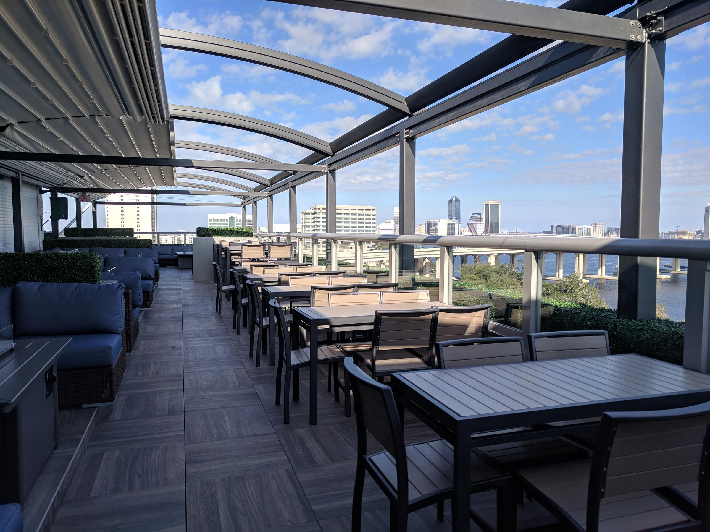 Gas Prices In Jacksonville Fl >> River And Post, Jacksonville's Latest Rooftop Restaurant