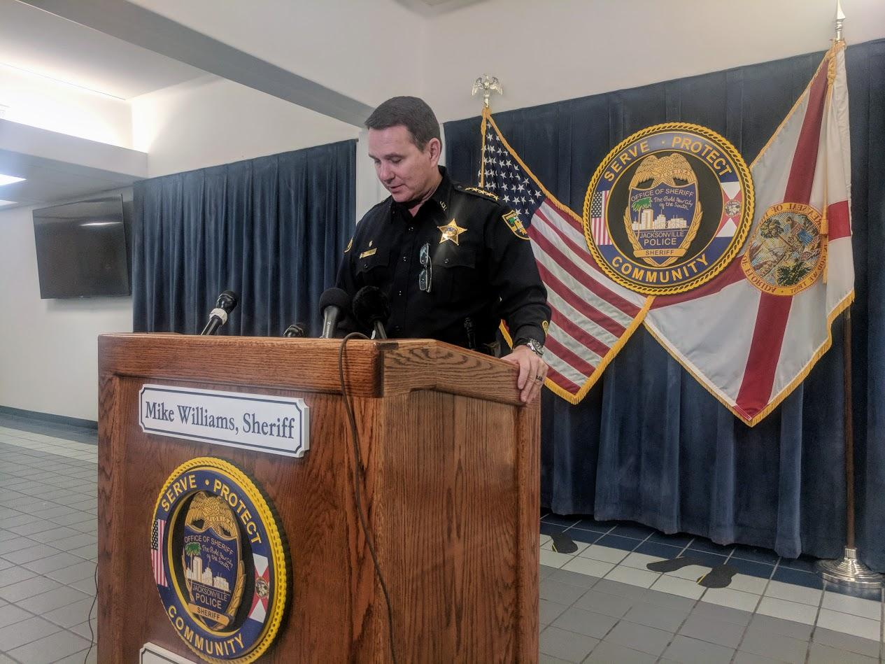 Sheriff Mike Williams: 2017 Saw An Uptick In Jacksonville Human Trafficking Cases