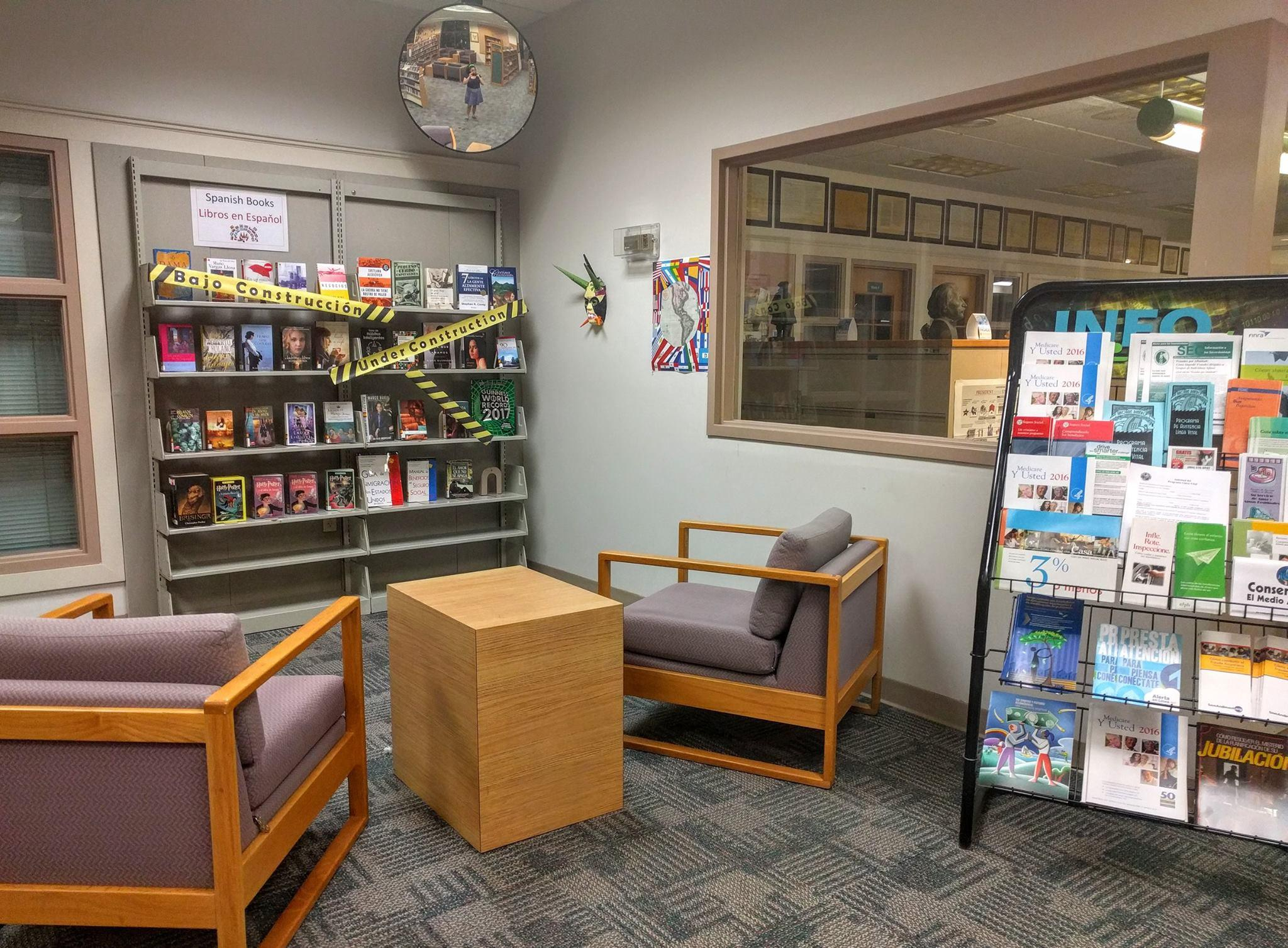 clay county libraries add hours plan automated rfid checkout system