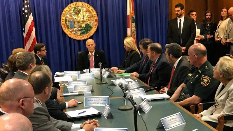 Gov. Scott organizes Florida leaders for workshops on student safety