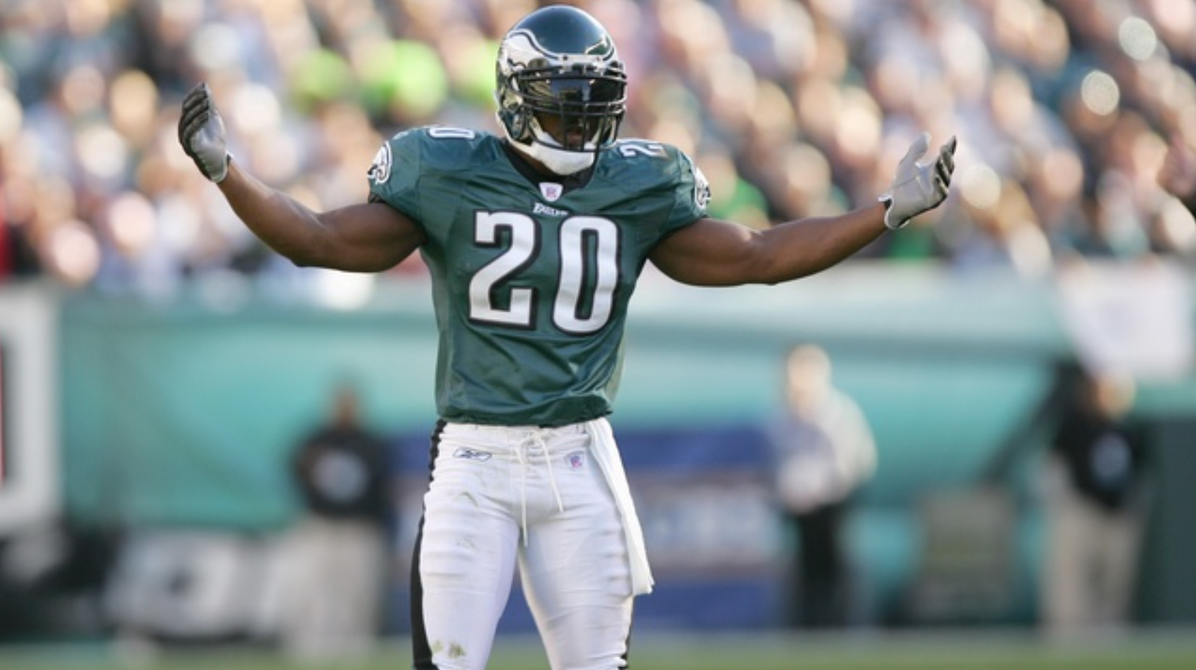 ddbad4a876b Former Raines standout Brian Dawkins has been voted into the NFL Pro  Football Hall of Fame.