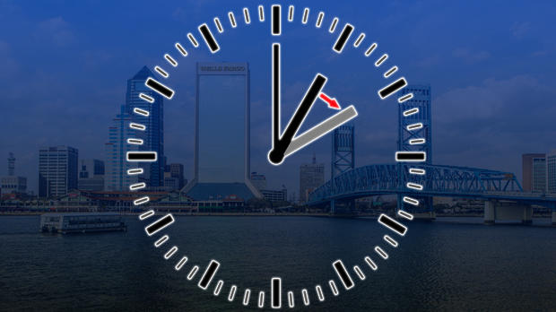 Daylight Saving Time begins Sunday