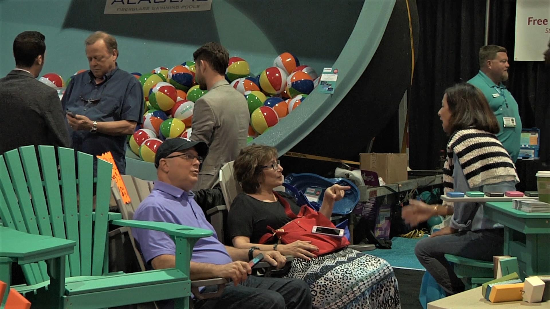 Jacksonville Businessman Celebrates 50 Years At Home & Patio Show