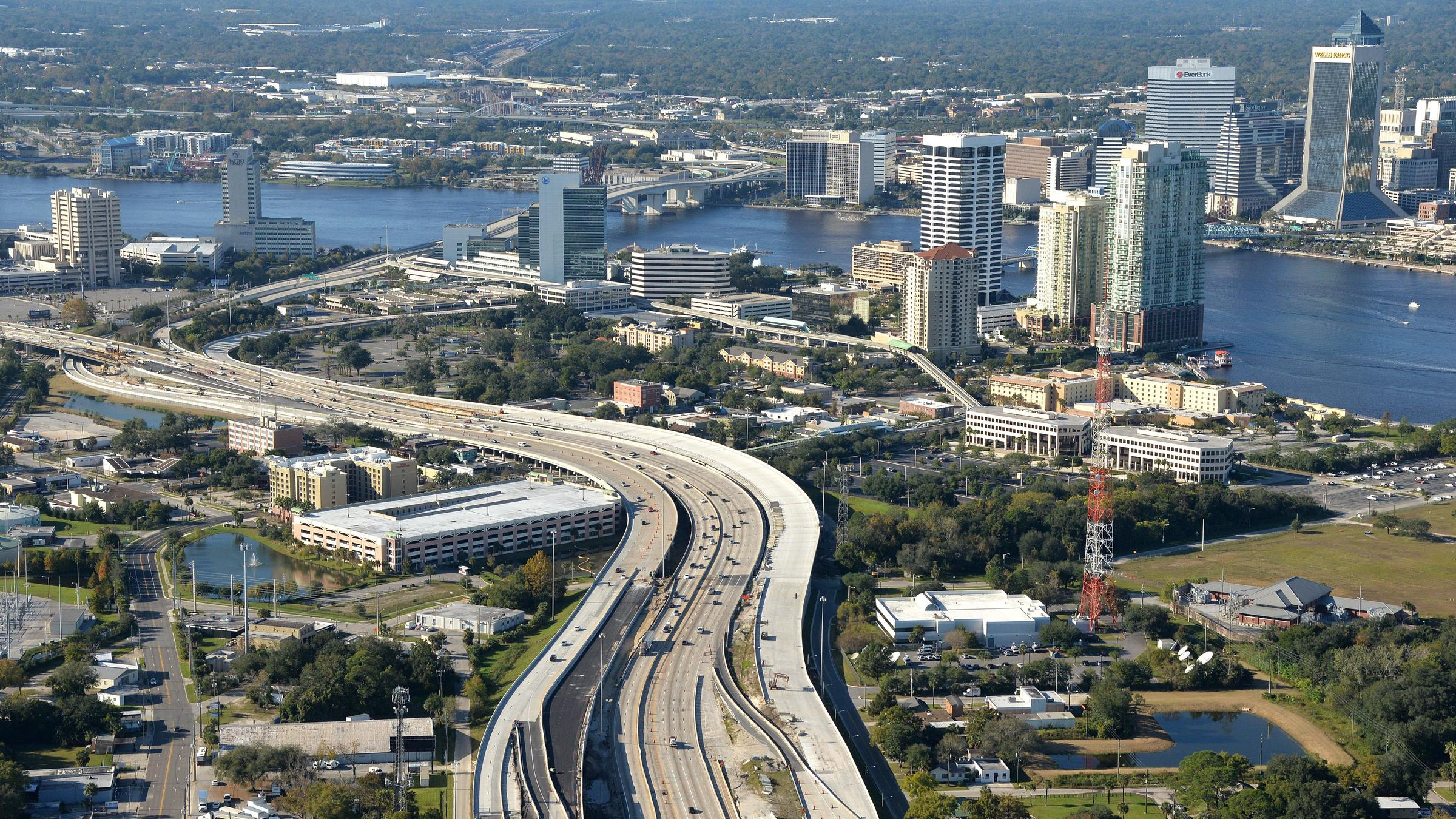 Jacksonville Lands 13th On List For Population growth