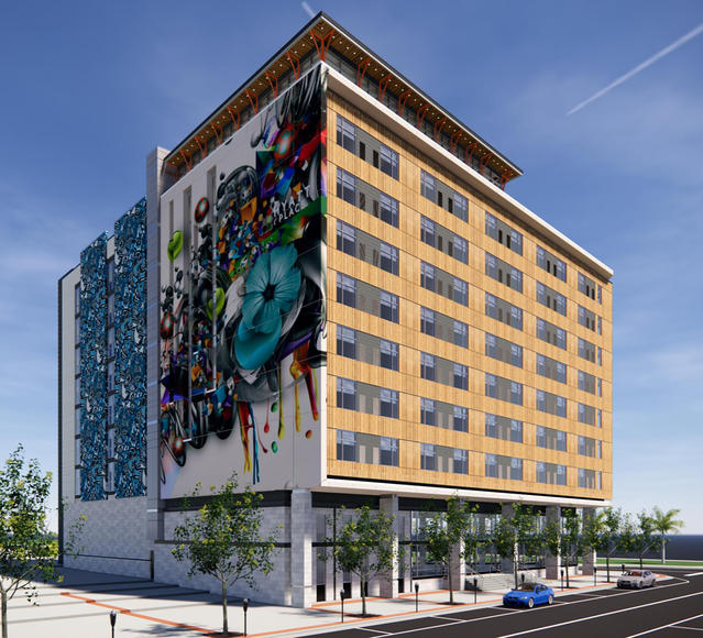 Town Center Apartments Jacksonville Nc: Hyatt Place Hotel Proposed Across From Jacksonville
