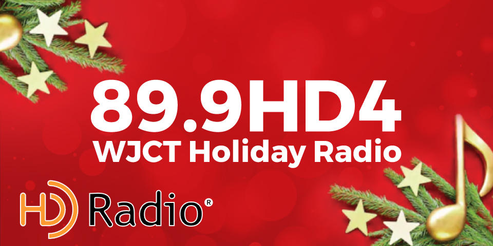 """Tired of the same old 20 or Christmas songs? WJCT Electro Lounge host David Luckin has curated more than 800 holiday classics for WJCT's """"pop-up"""" holiday HD ..."""