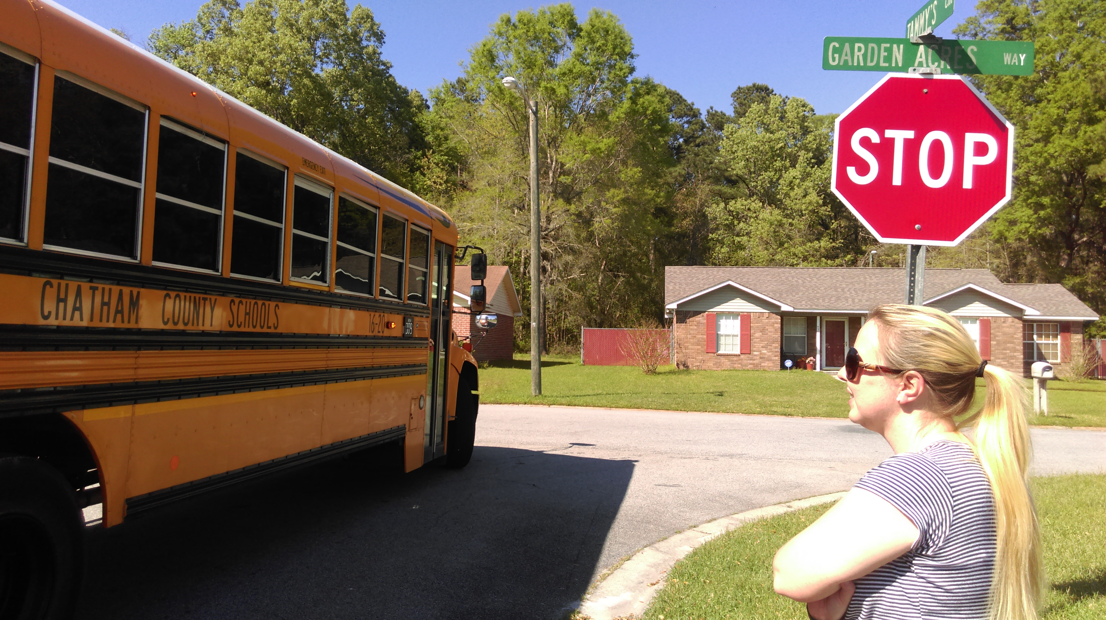 SCCPSS Prepares To Take Over Student Busing | Georgia Public ...