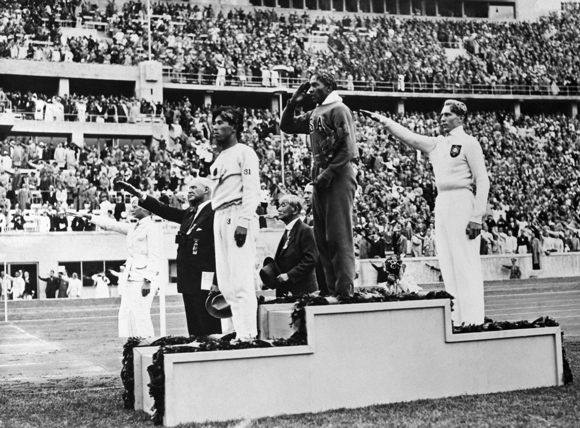 Black Athletes Defy Jim Crow, Hitler In 1936 Olympics | Georgia ...